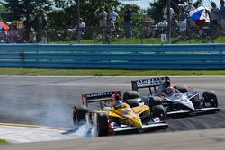 Bertrand Baguette ,Conquest Racing, Alex Tagliani, FAZZT Race Team