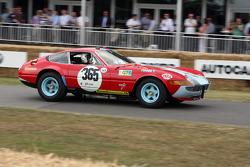 1972 Ferrari 365 GT3/4 Daytona LM: Sally Mason-Styrron
