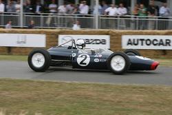 1962 Lotus BRM 24: Nigel Williams