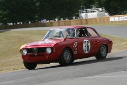 1966 Alfa Romeo 1600 GTA: Tim Dutton