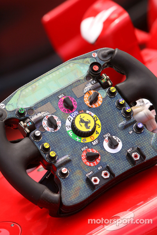 Stuurwiel Scuderia Ferrari