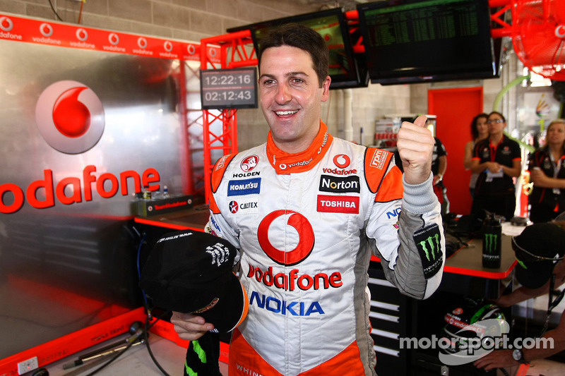Jamie Whincup takes pole for race one of the Townsville 400