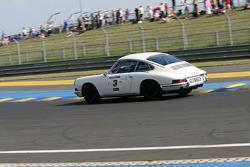 #3 Porsche 911: Andrew Frankel, Richard Frankel