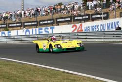 #34 Ligier JS3 1971: Jean-Marc Luco, Jacques Nicolet