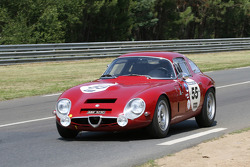 #55 Alfa Romeo TZ 1965: Olivier Ellerbrock