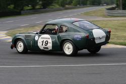 #19 Triumph Spitfire 1964: James Baudier, Hervé Lequippe