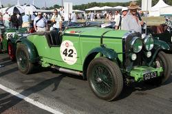 #42 Talbot 105 GO53 1931: Chris Lunn, John Polson