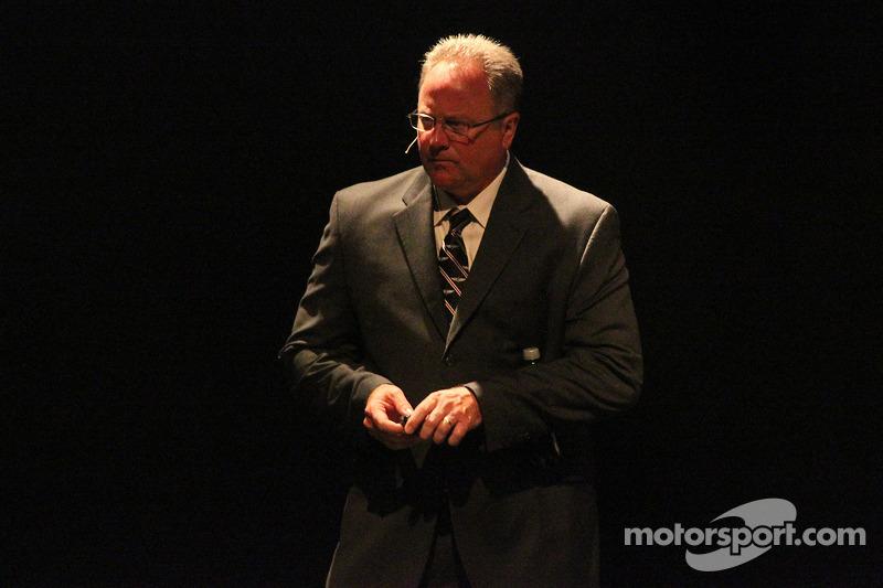 Persconferentie IndyCar 2012, IMS