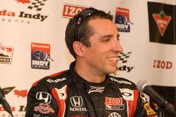 Persconferentie: Justin Wilson, Dreyer & Reinbold Racing