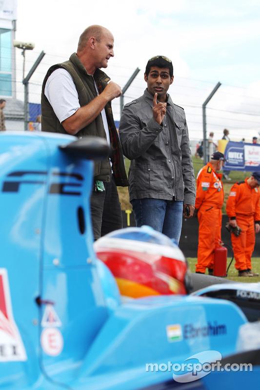 Karun Chandhok, Hispania Racing F1 Team