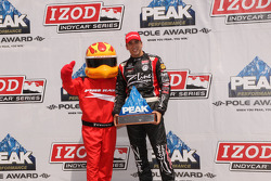 Polezitter Justin Wilson, Dreyer & Reinbold Racing
