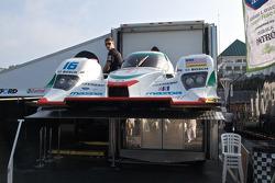 #16 Dyson Racing Team Lola B09 86 Mazda