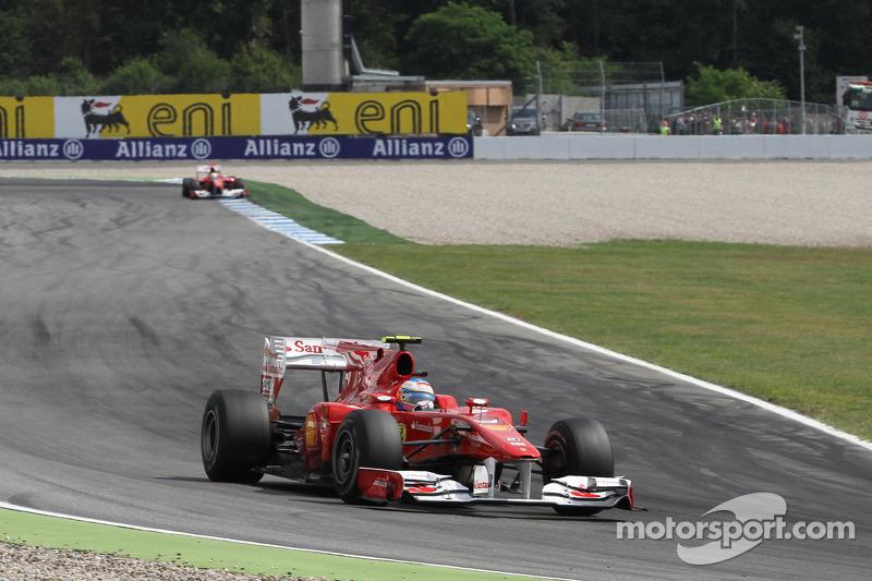 2010: Ferrari