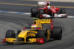 Vitaly Petrov, Equipo Renault F1