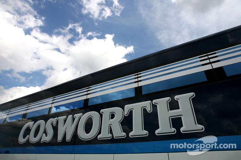 Вантажівка Cosworth