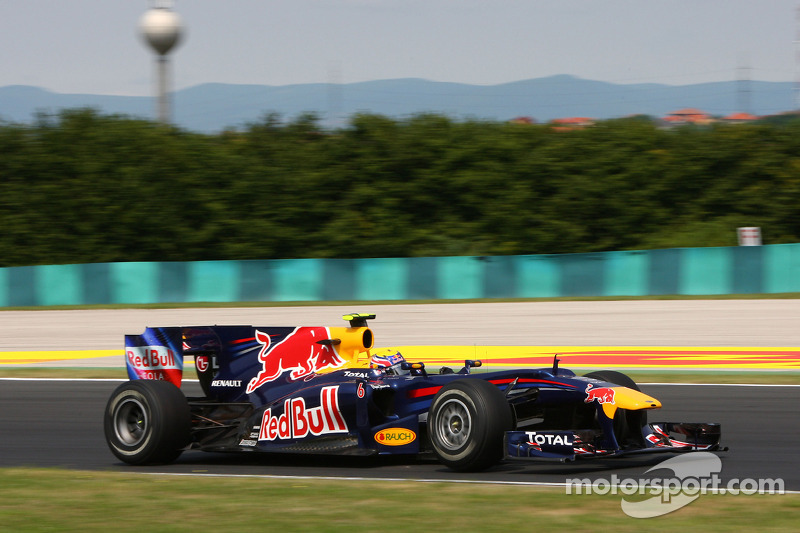2010: Mark Webber, Red Bull Racing RB6