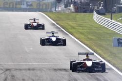 Esteban Gutierrez leads Nico Muller