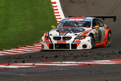 #55 Sport Garage Porsche BMW Alpina B6 GT3: Romain Bretela, Gael Lesoudier, Thierry Prignaud, Thierry Stepec