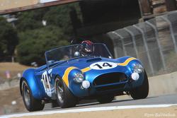 William E. Chip Connor, 1964 Cobra FIA