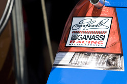Detail van de auto, Jamie McMurray, Earnhardt Ganassi Racing Chevrolet