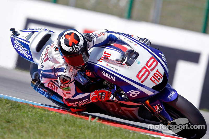 2010: Jorge Lorenzo, Yamaha