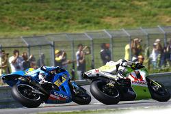 Alvaro Bautista, Rizla Suzuki MotoGP, Aleix Espargaro, Pramac Racing Team
