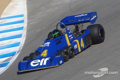 Мероприятие Monterey Motorsports Reunion