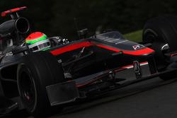 Sakon Yamamoto, Hispania Racing F1 Team