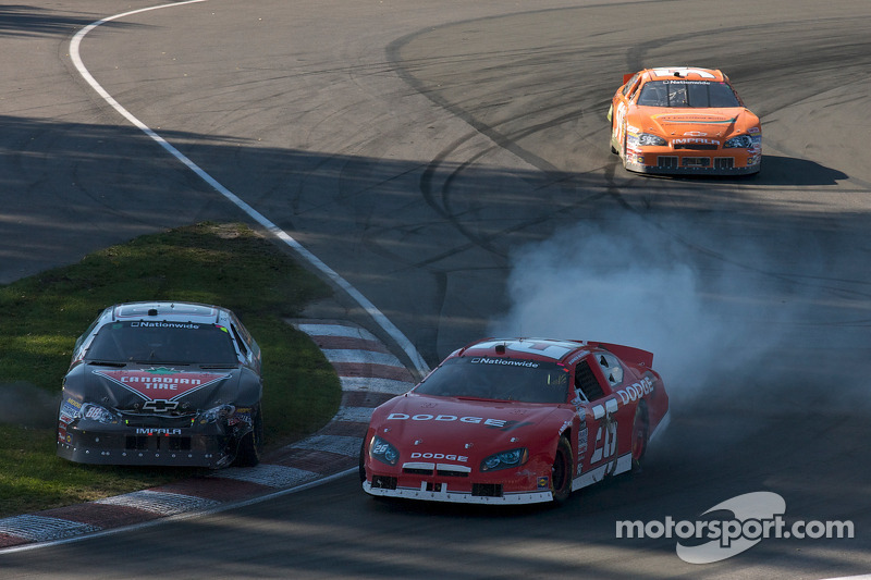 Ron Fellows en Parker Kligerman
