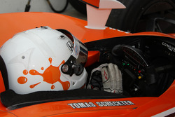 Tomas Scheckter, Conquest Racing