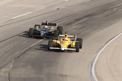 Graham Rahal, Sarah Fisher Racing, Ed Carpenter, Panther Racing/Vision