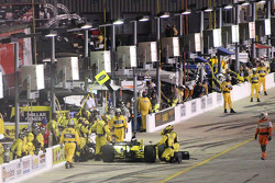 Pit stop for Sarah Fisher, Sarah Fisher Racing