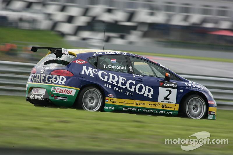 Tom Coronel SR-Sport Seat Leon 2.0 TDI