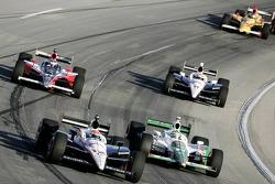 Ryan Briscoe, Team Penske, Tony Kanaan, Andretti Autosport