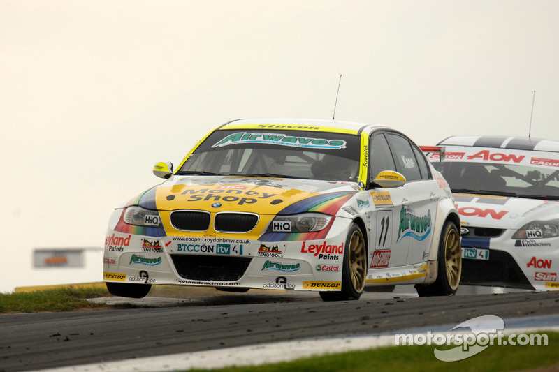 Steven Kane voor Tom Chilton