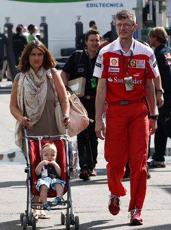 Chris Dwyer, Scuderia Ferrari