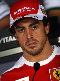 Thursday press conference: Fernando Alonso, Scuderia Ferrari