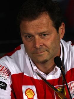 Friday press conference: Aldo Costa, Scuderia Ferrari