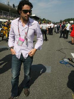 Dario Franchitti, pilote d'IndyCar
