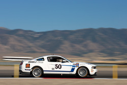 #50 Finlay Motorsports with M.S.R. Mustang Boss 302R: Steve Cameron, Rob Finlay
