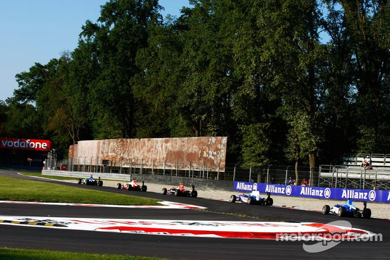 Robert Wickens voor Esteban Gutierrez Rio Haryanto, Nico Muller en Roberto Merhi