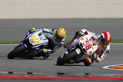 Марко Сімончеллі, San Carlo Honda Gresini, Валентино Россі , Fiat Yamaha Team