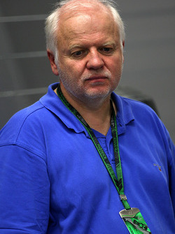 Norbert Vettel, father of Sebastian Vettel, Red Bull Racing