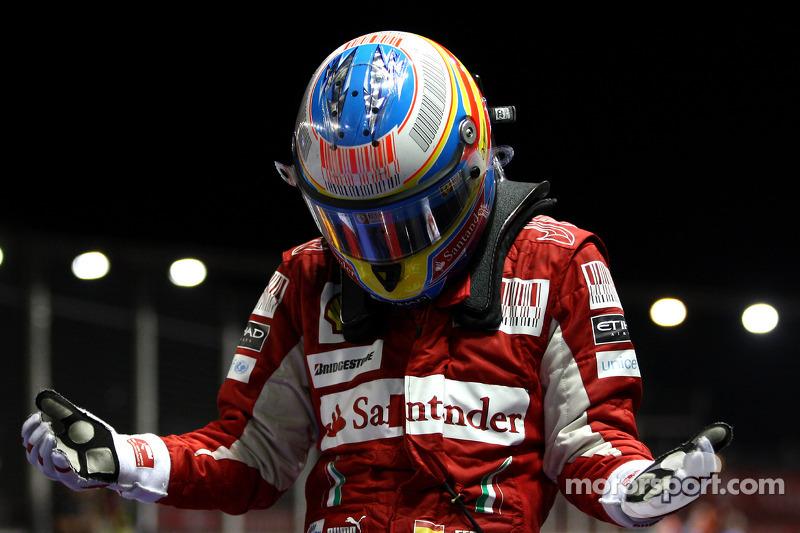 25- GP de Singapur de 2010, Marina Bay