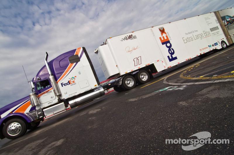 FedEx oplegger