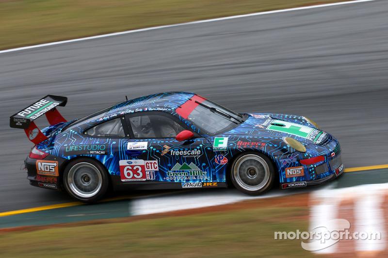 63 Trg Porsche 911 Gt3 Cup Henri Richard Duncan Ende
