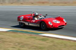 #91 4CM '62 Cooper Monaco-Ferrari: Fred Burke