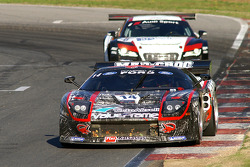 #14 Fischer Racing Ford GT: Mikko Eskelinen, Christoffer Nygaard