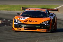 #30 Team Rhinos Leipart Ascari KZ1R GT3: Рустем Терегулов, Андрій Романов