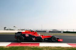 Jerome d'Ambrosio, Virgin Racing VR-01 Reserve Driver